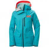 Helly Hansen - Powderqueen 2.0 Ski Jacket Women scuba blue