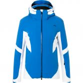 KJUS - Laina Skijacke Damen strong blue white