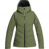 Roxy - Dusk Skijacke Damen bronze green