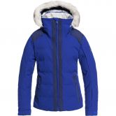 Roxy - Clouded Ski Jacket Women mazarine blue