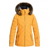 Roxy - Quinn Skijacke Damen spruce yellow