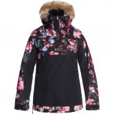 Roxy - Shelter Skijacke Damen true black blooming party