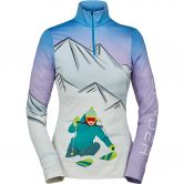 Spyder - Shred Ski Pullover Women white