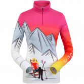 Spyder - Sunset Ski Pullover Women berry