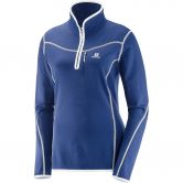 Salomon - Atlantis Halfzip Damen medieval blue