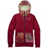 Burton - Quartz Kapuzenjacke Damen anemone heather