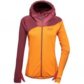 Pyua - Ascend Fleecejacket Women burgundy red