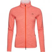 KJUS - Calienta Jacke Damen spicy orange mélange