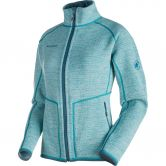 Mammut - Arctic ML Fleece Jacket Women fog aqua melange