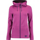 O'Neill - Piste Fleece Hoodie Women hollyhook