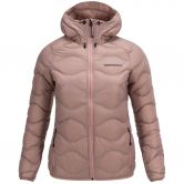 Peak Performance - Helium Daunenjacke Damen dusty roses