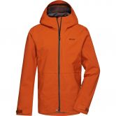Pyua - Excite Hardshell Jacket Men rusty orange