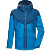 Pyua - Gorge-Y Hardshell Jacket Men poseidon blue greek blue