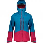 Scott - Explorair 3L Jacke Herren mykonos blue biking red