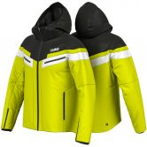 Colmar - Sapporo Rec Skijacke Herren lime black white