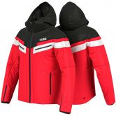 Colmar - Sapporo Rec Ski Jacket Men bright red black white