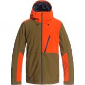 Quiksilver - Cordillera Ski Jacket Men military olive
