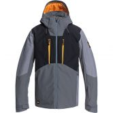 Quiksilver - Mission Plus Ski Jacket Men iron gate