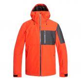 Quiksilver - Mission Plus Ski Jacket Men poinciana