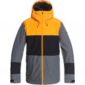 Quiksilver - Sycamore Ski Jacket Men iron gate
