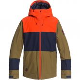 Quiksilver - Sycamore Ski Jacket Men military olive
