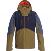 Quiksilver - Mission Plus Ski Jacket Men military olive