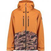 O'Neill - Texture Ski Jacket Men glazed ginger