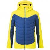 KJUS - Sight Line Skijacke Herren citric yellow blue
