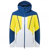KJUS - Boval Ski Jacket Men southern blue citric