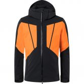 KJUS - Boval Ski Jacket Men black Kjus orange