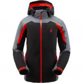 Spyder - Copper GTX Ski Jacket Men black volcano