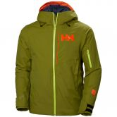 Helly Hansen - Powjumper Ski Jacket Men wood green
