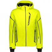 CMP - Zip Hood Ski Jacket Men limeade
