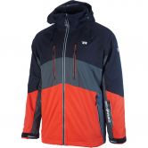 Rehall - Connor Snowjacket Men flame