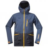 Bergans - Myrkdalen Insulated Jacket Herren dusty blue night blue desert sun