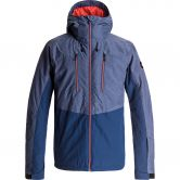 Quiksilver - Mission Pulse Jacke Herren estate blue