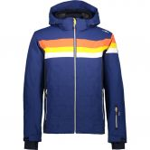 CMP - Zip Hood Ski Jacket Men marine