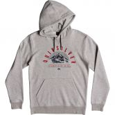 Quiksilver - Big Logo Snow Hoodie Herren grey heather
