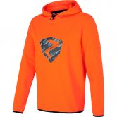 Ziener - Jelian Hoodie Men bright orange