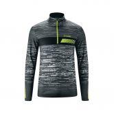Maier Sports - Tolmin Skirolli Herren black green print
