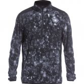Quiksilver - Aker Fleece Pullover Men true black woolflakes