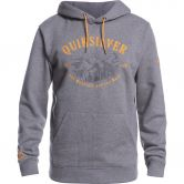 Quiksilver - Big Logo Snow Hoodie Men heather grey
