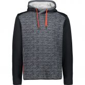 CMP - Fix Hood Hoody Men graffite antracite