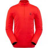 Spyder - Prospect Ski Pullover Men volcano