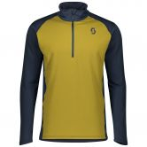 Scott - Defined Light Pullover Herren dark blue ecru olive