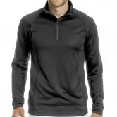 Maier Sports - William Midlayer Fleece Herren black