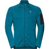 Odlo - Steam Fleece Jacket Men tumutltuous sea melange