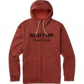 Burton - Oak Kapuzenjacke Herren tandori heather
