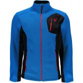 Spyder - Bandit Full Zip LT WT Stryke Jacke Herren french blue black