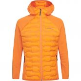 Peak Performance - Argon Hybridjacke Herren orange altitude
